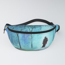 Forest of Light Fanny Pack