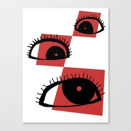 Silly Privileges Canvas Print