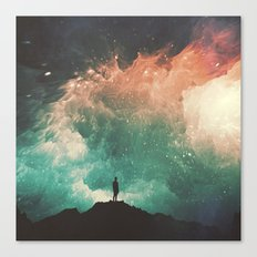 Sleepless Canvas Print