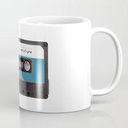 I made you a mixtape | Mix Tape Graphic Design Coffee Mug