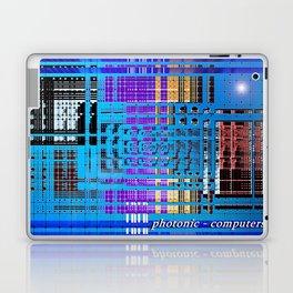 Photonic computers. Laptop & iPad Skin
