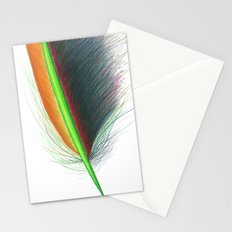 Feather #9 Stationery Cards