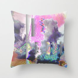 OK16 Throw Pillow
