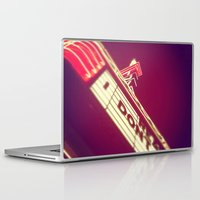 theatre Laptop & iPad Skins featuring Theatre by Theresa O'Neill