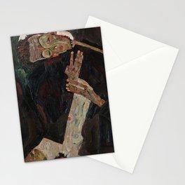 Egon Schiele - The Lyricist Stationery Cards