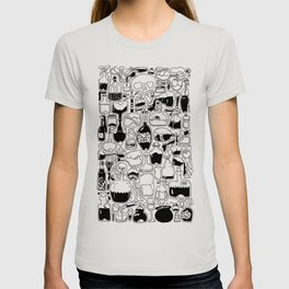 Potions, Poison, and Spirits T-shirt
