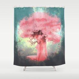 Maiden Gaia Shower Curtain