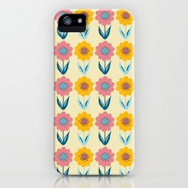 Hello Sunshine Sunflower iPhone Case