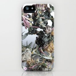 Floating Roots Colour Ed. 2 iPhone Case