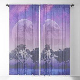 The Nile Sheer Curtain
