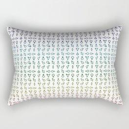 QUEER (all genders) Rectangular Pillow
