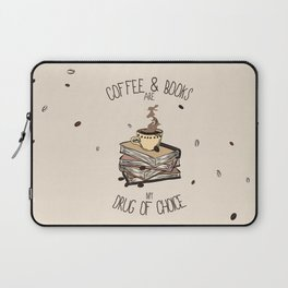 Coffee And Books Laptop Sleeve