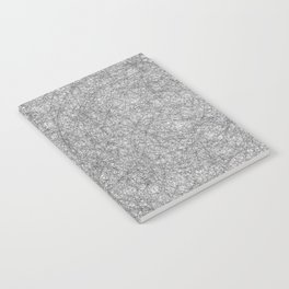 Triptych Circle Notebook