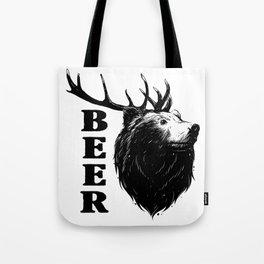 Beer !!! Tote Bag