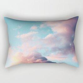 Clouds Paradise Rectangular Pillow