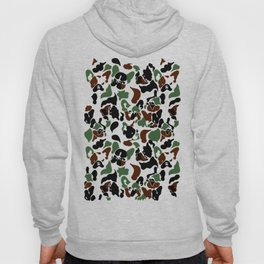 Frenchie Camouflage Hoody