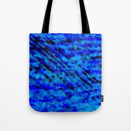 Color gradient and texture 23 dark blue Tote Bag