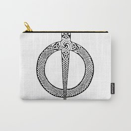 Celtic Pin Carry-All Pouch