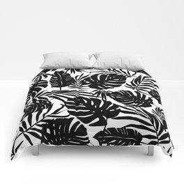 Urban Jungle White Comforters