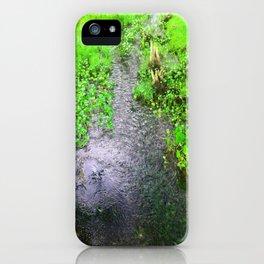 The Little Creek iPhone Case