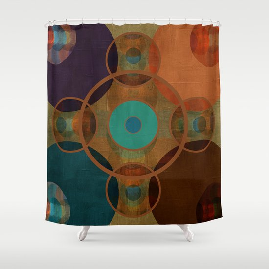 Textures/Abstract 97 Shower Curtain