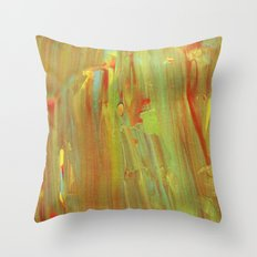 Abstract Painting 36 Throw Pillow