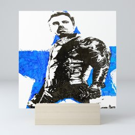 Winter Soldier Mini Art Print