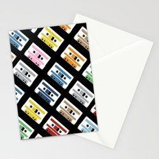 Rainbow Tapes 45 Stationery Cards