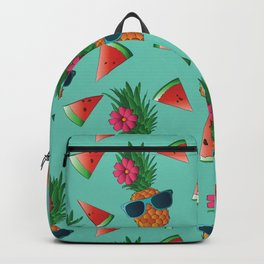 Lady Pineapple Backpack