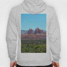 Sedona Red Rocks Hoody