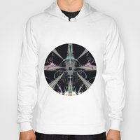 the lights Hoodies featuring Lights by Design Windmill