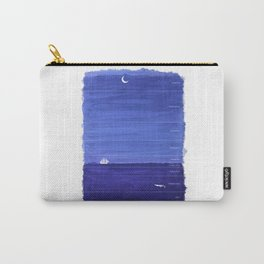 Artistic Depth Carry-All Pouch