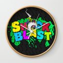Original ShockBlast x Tumblr Classic Grime Logo by shopblast
