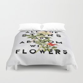 All the Stars Duvet Cover