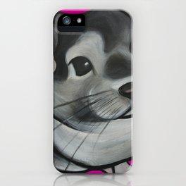 Bella the Chinchilla iPhone Case