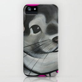 Bella the Chinchilla iPhone Case