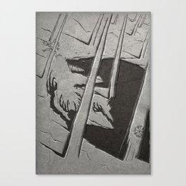 Oskoreia (the wild hunt) 1 Canvas Print