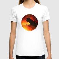godzilla T-shirts featuring godzilla by avoid peril