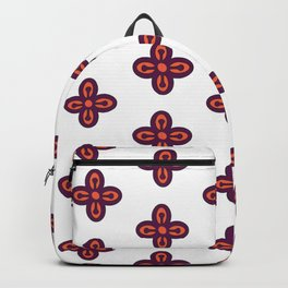 Bese Saka Adinkra Symbol Backpack