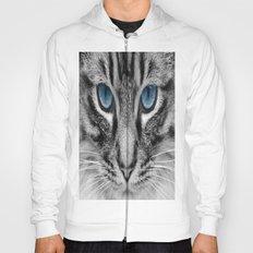 Charcoal Grey Kitty Hoody