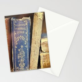 Poetical Works Stationery Cards