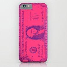 PINK MONEY Slim Case iPhone 6s