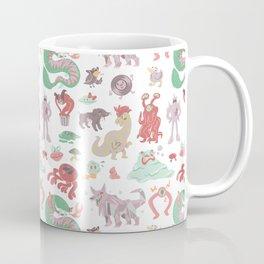 Battle Against Some Weird Opponents Coffee Mug