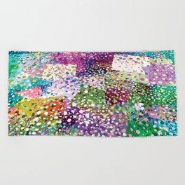 Rainbow Terra Firma Beach Towel