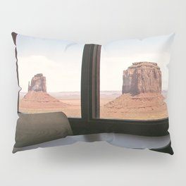 Mystic Land of Monument Valley Pillow Sham