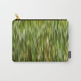 Abstracted Water Grasses in Jackson Park Carry-All Pouch