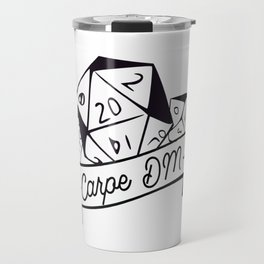 Carpe DM Travel Mug