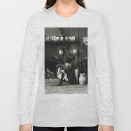 New Woman Long Sleeve T-shirt
