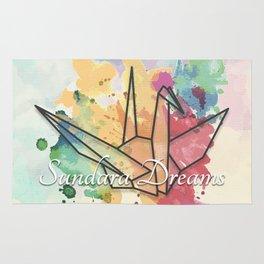 Sundara Dreams with Clouds Rug