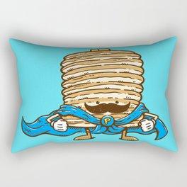 Captain Pancake's Mustache Rectangular Pillow